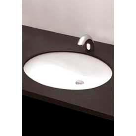"TOTO® LT569-01 17""X14"" Undercounter Lavatory, Cotton White"
