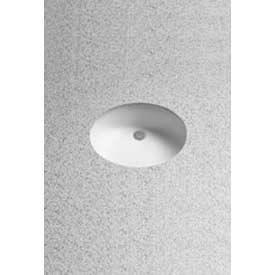 TOTO® LT579G-01 Rendezvous Undercounter SG Lavatory, Cotton White