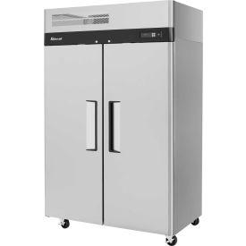 Turbo Air M3R47-2-N Solid Door Refrigerator 47 Cu. Ft. Steel