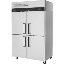 Turbo Air M3R47-4-N Solid Door Refrigerator 47 Cu. Ft. Steel