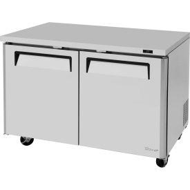 "Turbo Air MUR-48 M3 Series - Undercounter Refrigerator 48-2/9""W - 2 Door"