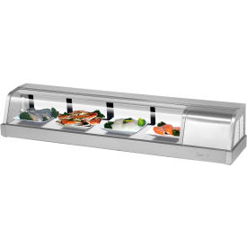 5' Refrigerated Sushi Display Case