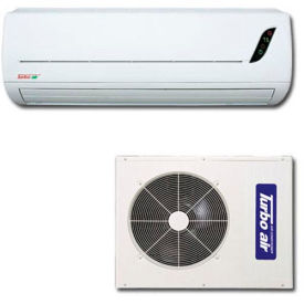 Turbo Air Ductless Air Conditioner TAS-18EH - 18,000 BTU 18 SEER