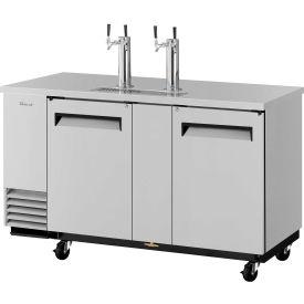 3 Keg Capacity Beer Dispenser Stainless Steel by