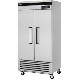 """Super Deluxe Series - Solid Door Freezer 39-1/2""""W - 2 Door"""