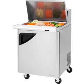 "Turbo Air TST-28SD-12 Super Deluxe Series - Mega Top Sandwich/Salad Table 27-1/2""W - 1 Door"