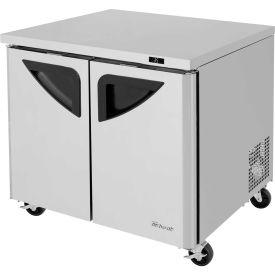 """Super Deluxe Series - Undercounter Refrigerator 36-1/3""""W - 2 Door"""
