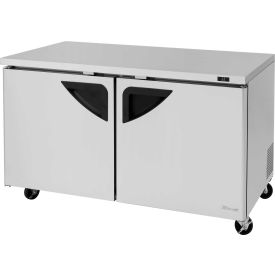 """Super Deluxe Series - Undercounter Refrigerator 60-1/4""""W - 2 Door"""