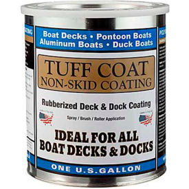 Tuff Coat 1 Gallon Red, Non-Skid Coating - UT-100