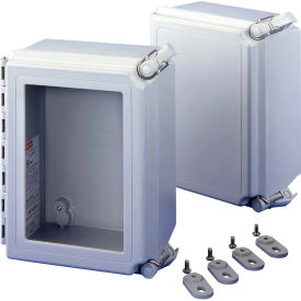 Electrical boxes enclosures boxes plastic for Electric motor enclosure types