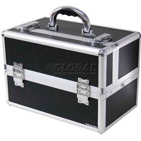"""TZ Case, Mini-Pro Carrying Case, 14-1/4""""L x 8-1/2""""W x 9-1/4""""H, Black Hole"""