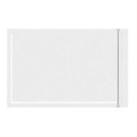 "Resealable Clear Face Document Envelopes 6"" x 9"" - 1000 Pack"