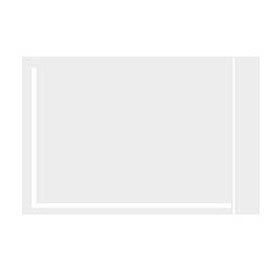 """Clear Face Document Envelopes 3"""" x 4-1/2"""" - 500 Pack"""
