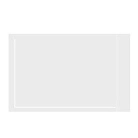 """Clear Face Document Envelopes 9"""" x 14"""" - 500 Pack"""
