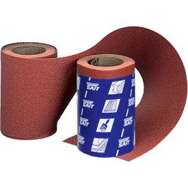 """United Abrasives - Sait 81104 AW-D Paper Roll 4-1/2"""" x 5 Yd 100 Grit Aluminum Oxide - Pkg Qty 10"""