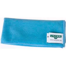 Unger® Microwipe™ 500 Light Duty Micro-Blue - MC40B - Pkg Qty 10