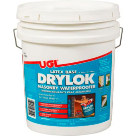DRYLOK Waterproofer Latex Base, White 5 Gallon Pail 27515 by