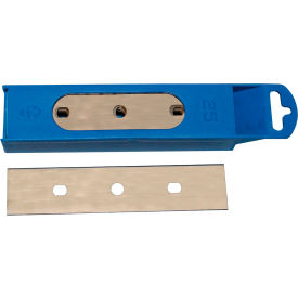 "Tolco Scraper Blade with Dispenser, 4"", 25 Blades/Case, 1 Case - 280109 - Pkg Qty 10"