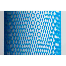 Inermas Nets P-Universal Flexible Protective Netting - 2/3'W X 1-4/7'L, Blue