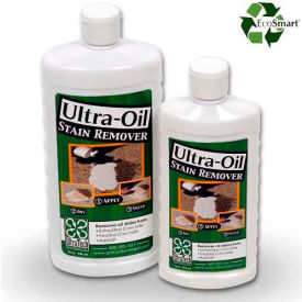 Ultra-Oil Stain Remover, 32 Oz., Industrial Size, Case Of 6