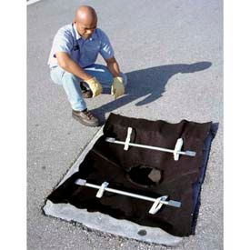 """Ultra-Drain Guard ®  Retainers ®  For Catch Basins From 36"""" - 62""""  Set Of 2"""