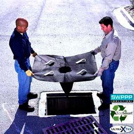 """Ultra-Drain Guard ®  Oil & Sediment Plus Model  60"""" X 60""""  1 Pack"""