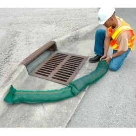 """Ultra-Gravel Bag ®  Roll Form  Green  Continuous Roll  11"""" X 250 Yards"""