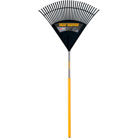 True Temper 30-Inch Poly Cushion Grip Leaf Rake