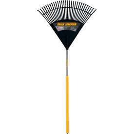 """Union Tools 64171 30"""" Poly Leaf Rake w/ Cushion Grip"""