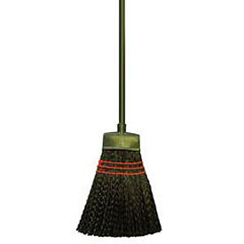 Maid Broom - Plastic Bristles