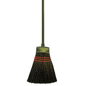 Maid Broom - Plastic Bristles
