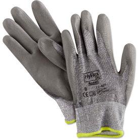 Ansell 012-11-627-8 HyFlex 627 Light-Duty Gloves, Size 8, Dyneema/Lycra/Polyurethane, GY, 12 Pairs