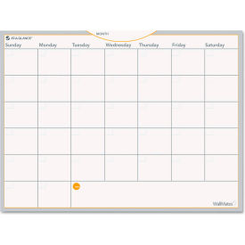 AT-A-GLANCE® WallMates Self-Adhesive Dry Erase Monthly Planning Surface, 24 x 18