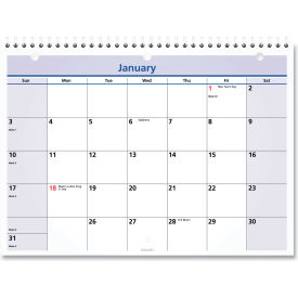 AT-A-GLANCE QuickNotes Desk/Wall Calendar, 11 x 8, 2019 by