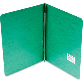 """ACCO Presstex Report Cover, Prong Clip, Letter, 3"""" Capacity, Dark Green by"""