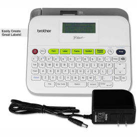 Brother P-Touch Versatile Label Maker, White by