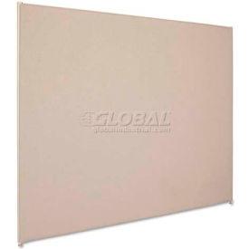 basyx P6072GYGY Versé Office Panel, 72w x 60h, Gray