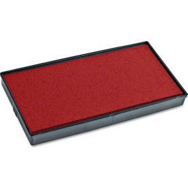 2000 PLUS® 2000 PLUS Replacement Ink Pad for Printer P40 & Dual Pad Printer P40, Red