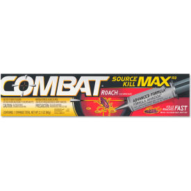 Combat Source Kill Max Roach Killing Gel, 2.1 oz. Syringe, 12 Syringes DIA51960 by