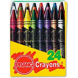 Prang 400 Crayons Made with Soy, 24 Colors/Box
