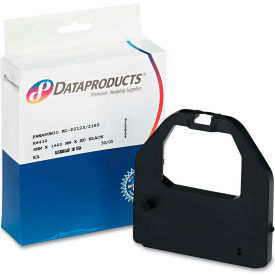 Dataproducts® R6430 Compatible Ribbon with Re-Inker, Black