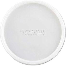 Dart® Plastic Lids, Fits 24-32 Oz. Cups, Translucent