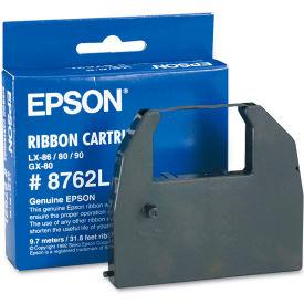 Epson® 8762L Ribbon, Black