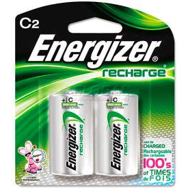 Energizer® C e² NiMH Rechargeable Batteries 2 per Pack