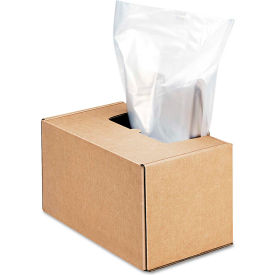 Fellowes® Powershred Shredder Waste Bags, 50 gal Capacity