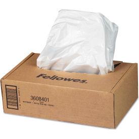 Fellowes® AutoMax Waste Bags, 16 gal-20 gal, 50/Bx