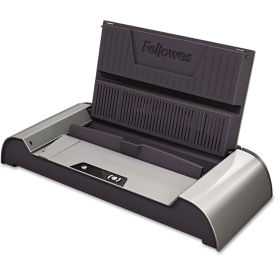 Fellowes Helios Thermal Binding Machine, 600 Sheets, 21-4/5 x 11-3/4 x 9, Gray by