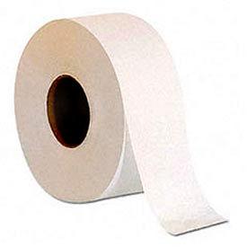"Acclaim Jumbo Jr. One-Ply Bath Tissue Roll, 9"" Dia, 2000 ft, 8 Rolls/Carton - GEP13718"
