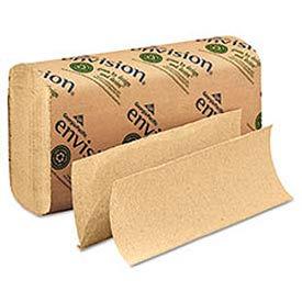 Acclaim Multifold Paper Towel, 9-1/4 x 9-1/2, Brown, 250/Pack, 16/Carton - GEP23304