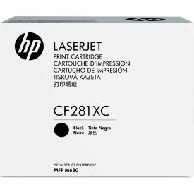 HP CF281XC High-Yield Toner, 25000 Page-Yield